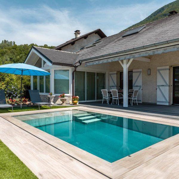 vue d'ensemble piscine talya