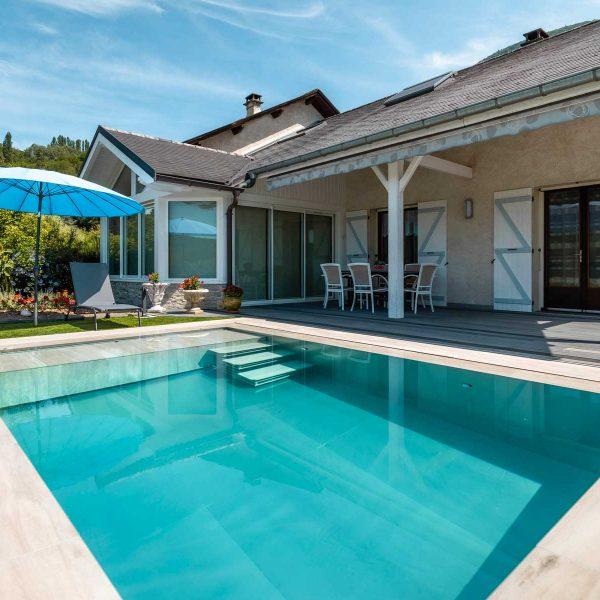 plan large d'une piscine talya