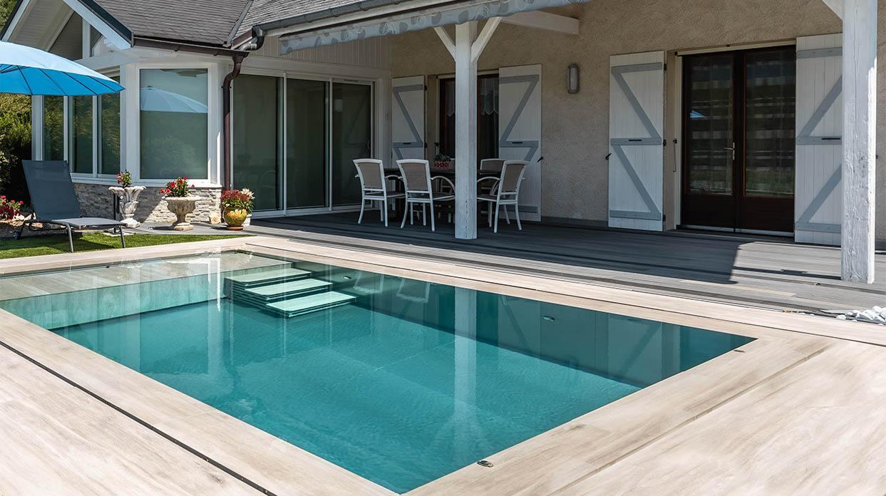 Terrain à Talissieu avec piscine